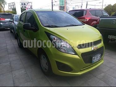 Foto venta Auto usado Chevrolet Spark Active (2017) color Verde Lima precio $129,000