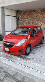 Foto Chevrolet Spark Active usado (2011) color Rojo precio $72,000