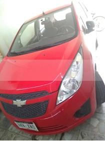Foto Chevrolet Spark Active usado (2011) color Rojo precio $73,000
