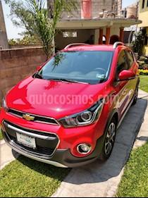 Chevrolet Spark Active  usado (2018) color Rojo precio $190,000