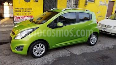 Foto Chevrolet Spark Active usado (2014) color Verde Lima precio $125,000