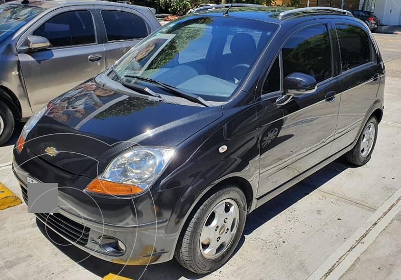 Chevrolet Spark LT usado (2010) color Negro precio $575.000