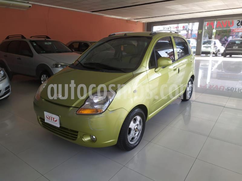 Chevrolet Spark 1.2 LT usado (2009) precio $370.000