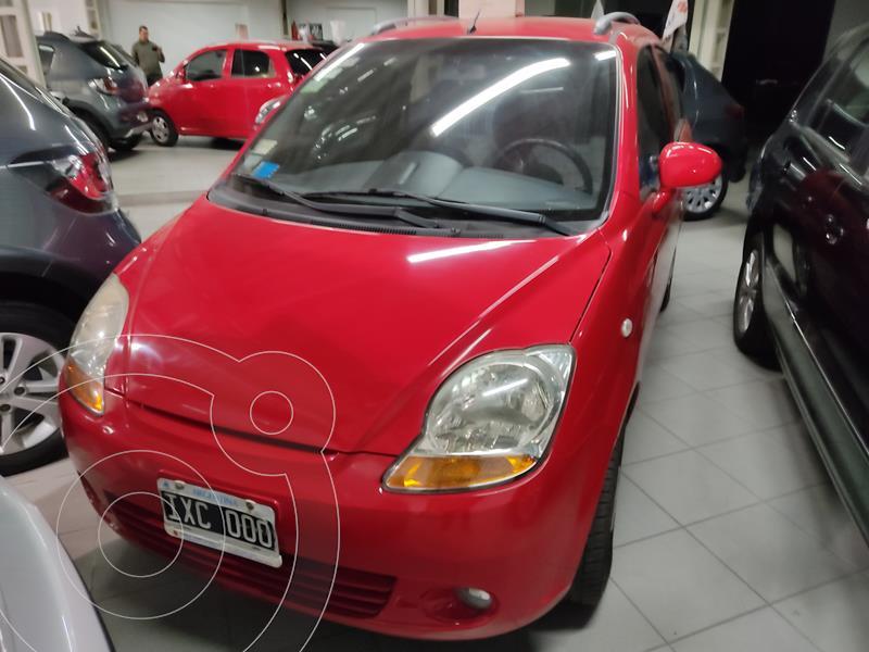 Foto Chevrolet Spark LS usado (2011) color Rojo Super precio $600.000