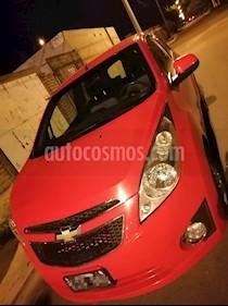 Chevrolet Spark LT usado (2011) color Rojo precio $300.000