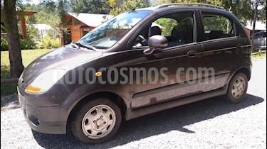 Chevrolet Spark Sedan  1.0L  Lite usado (2014) color Gris precio $2.600.000