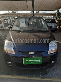 Chevrolet Spark 1.0L  Lite usado (2015) color Negro precio $3.180.000