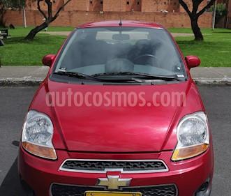 Chevrolet Spark Spark LT 1.0L AA usado (2017) color Rojo precio $21.500.000