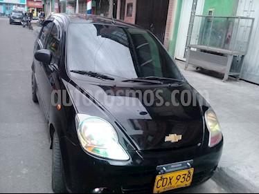 Chevrolet Spark Spark 1.0 usado (2007) color Negro precio $11.500.000