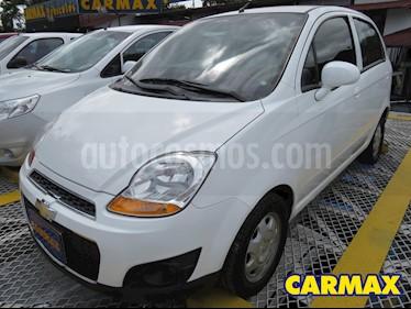 Chevrolet Spark 1.0L Life usado (2017) color Blanco precio $21.900.000