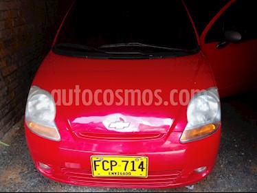 Chevrolet Spark Spark Lt usado (2007) color Rojo precio $12.000.000