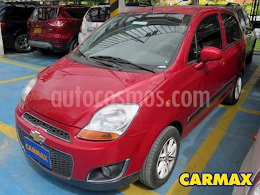 Chevrolet Spark 1.0L  usado (2015) color Rojo precio $19.900.000