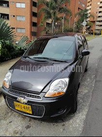 Chevrolet Spark 1.0L Life Plus   usado (2018) color Gris Galapagos precio $21.800.000