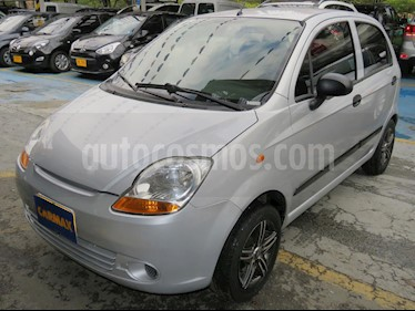 Foto Chevrolet Spark 1.0L  usado (2012) color Plata precio $17.900.000