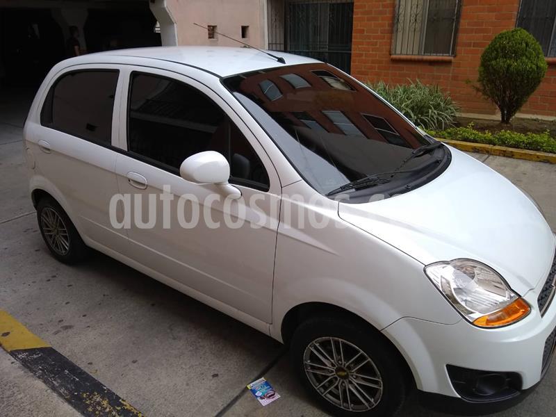 Chevrolet Spark 1.0L Life Plus usado (2016) color Blanco precio $21.000.000