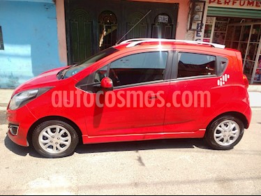 Chevrolet Spark Dot usado (2015) color Rojo precio $115,000