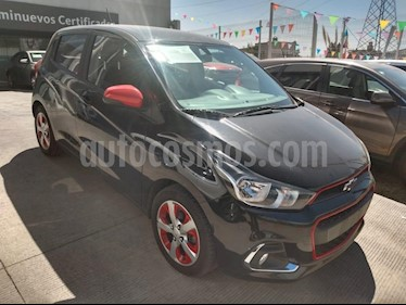 Foto venta Auto usado Chevrolet Spark Hot (2016) color Negro precio $153,000