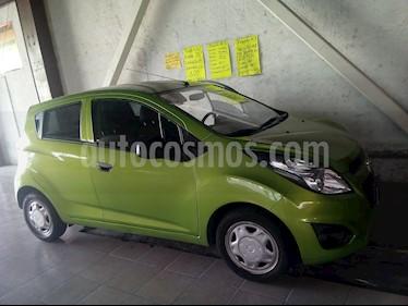 Chevrolet Spark LS usado (2015) color Verde precio $99,500