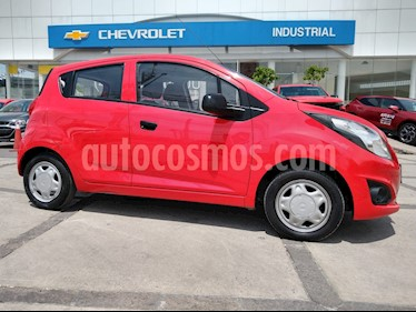Foto venta Auto usado Chevrolet Spark LS (2017) color Rojo precio $125,000