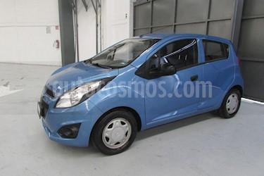 Foto venta Auto Seminuevo Chevrolet Spark LS (2014) color Azul precio $98,000