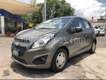 Foto venta Auto usado Chevrolet Spark LS (2016) color Gris Titanio precio $118,000