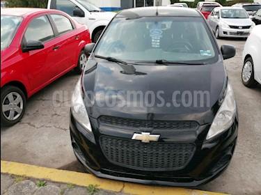 Foto Chevrolet Spark LS usado (2017) color Negro precio $135,000
