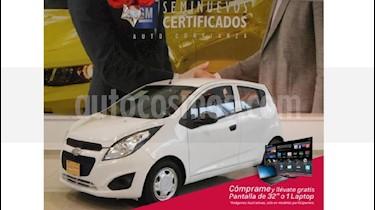 Foto venta Auto Seminuevo Chevrolet Spark LS (2016) color Blanco precio $135,000