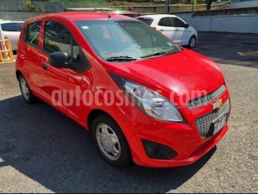 Foto venta Auto usado Chevrolet Spark LS (2016) color Rojo precio $110,000
