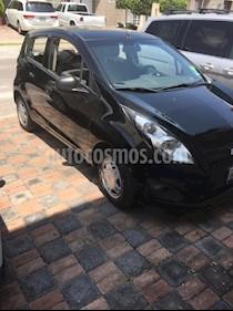 Chevrolet Spark LS usado (2016) color Negro precio $110,000