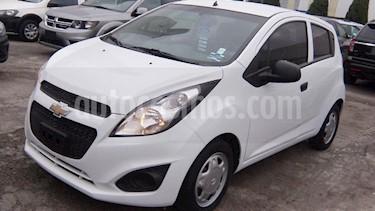 Foto venta Auto usado Chevrolet Spark LS (2017) color Blanco precio $124,000