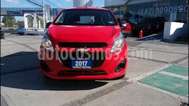 Foto venta Auto usado Chevrolet Spark LS (2017) color Rojo precio $127,000
