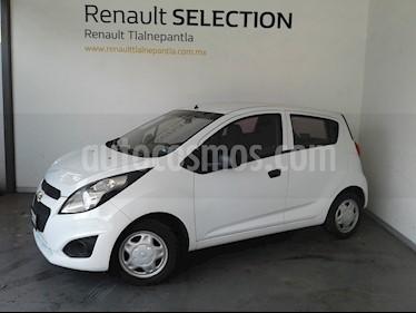 Foto venta Auto usado Chevrolet Spark LS (2016) color Blanco precio $120,000