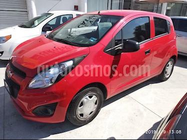 Foto venta Auto usado Chevrolet Spark LS (2017) color Rojo Ambar precio $125,000