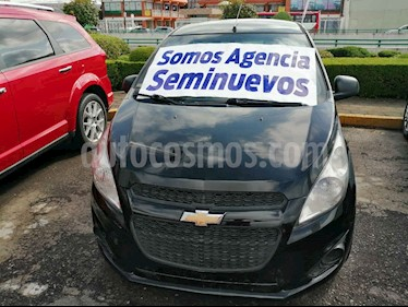 Chevrolet Spark LS usado (2017) color Negro precio $125,000