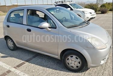 Foto Chevrolet Spark LT 1.0 Ac usado (2007) color Gris Plata  precio $1.700.000