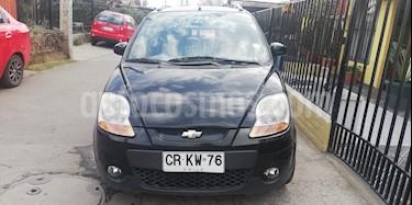 Chevrolet Spark LT 1.0 Ac usado (2010) color Negro precio $2.500.000