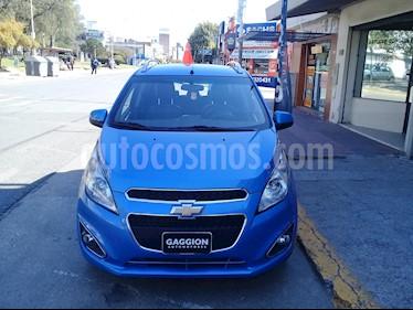 Foto venta Auto usado Chevrolet Spark LT 2012/2013 (2014) color Azul Jazz