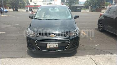 Foto venta Auto usado Chevrolet Spark LT CVT Aa Bolsas de Aire ABS (2017) color Negro precio $159,000
