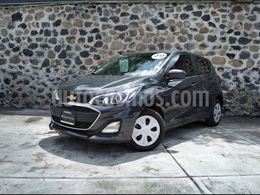 Foto Chevrolet Spark LT CVT usado (2019) color Gris precio $185,000