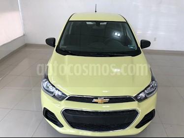 Foto venta Auto Seminuevo Chevrolet Spark LT CVT (2018) color Amarillo precio $174,400