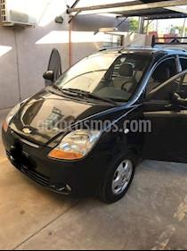 Foto venta Auto usado Chevrolet Spark LT (2010) color Negro precio $180.000