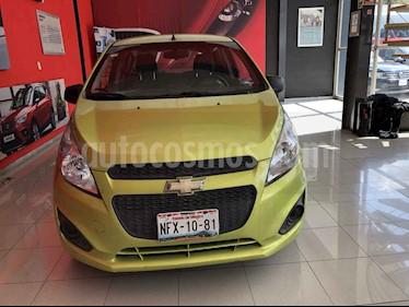 Foto venta Auto usado Chevrolet Spark LT (2016) color Verde precio $100,000