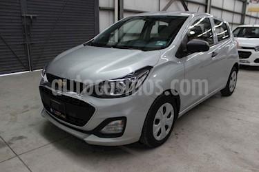Foto venta Auto usado Chevrolet Spark LT (2019) color Plata precio $177,900