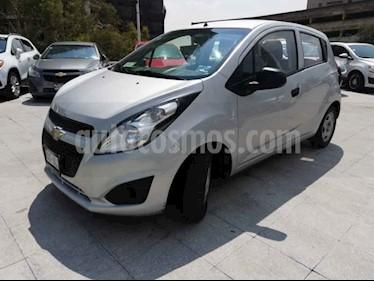 Foto venta Auto usado Chevrolet Spark LT (2017) color Plata precio $125,000