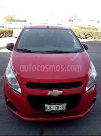 Foto Chevrolet Spark LT usado (2015) color Rojo precio $98,500