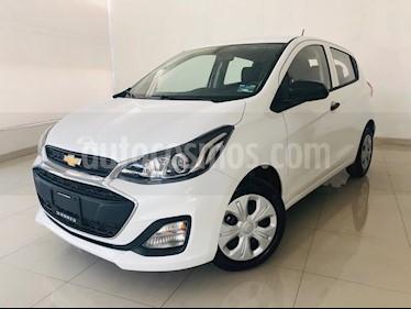 Foto venta Auto usado Chevrolet Spark LT (2019) color Blanco precio $176,000