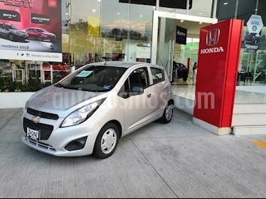 Foto venta Auto usado Chevrolet Spark LT (2016) color Plata precio $127,900