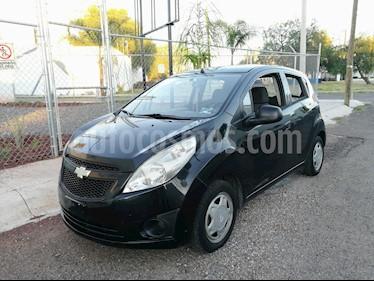 Foto venta Auto Seminuevo Chevrolet Spark LT (2011) color Negro precio $82,000