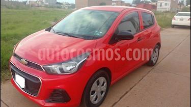 Chevrolet Spark LT usado (2016) color Rojo precio $128,000