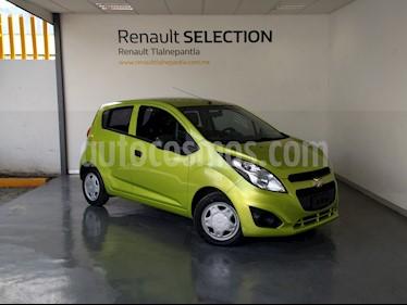 Foto venta Auto Seminuevo Chevrolet Spark LT (2017) color Verde Lima precio $145,000